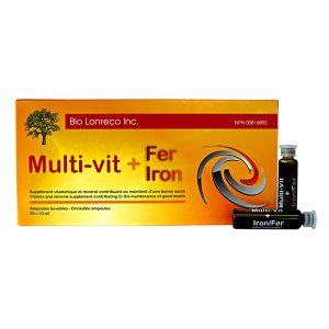multi vit iron