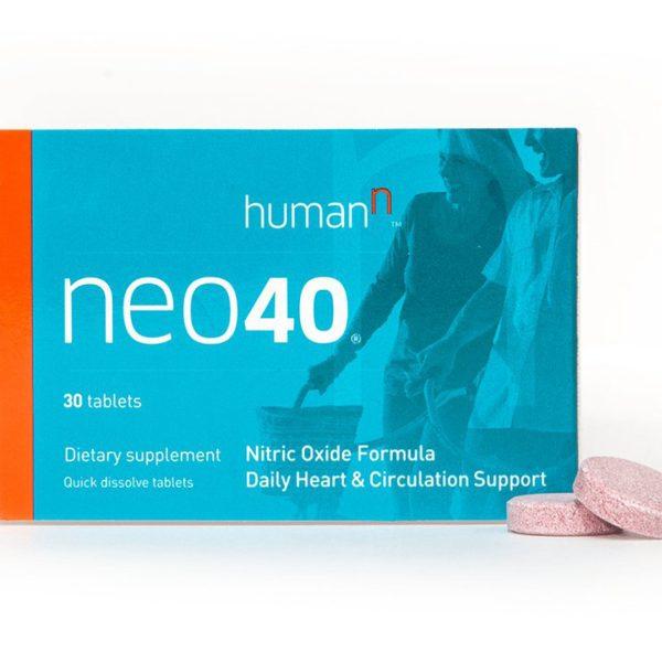 neo-40 heart circulation
