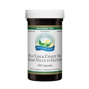 wild yam and chaste tree boyds alternative health