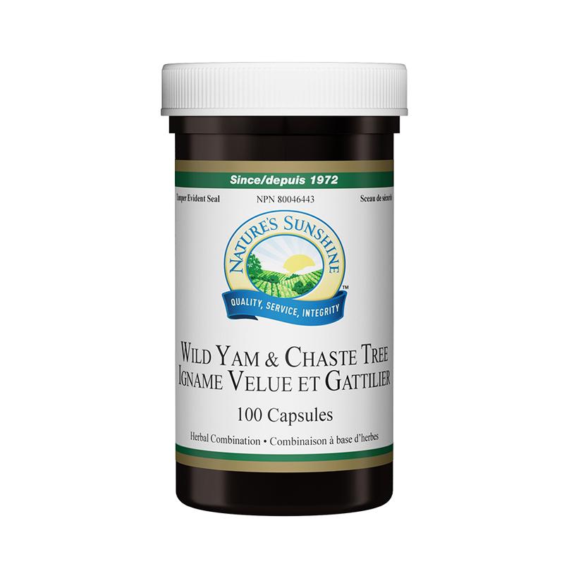 wild yam and chaste tree boyds alternative health