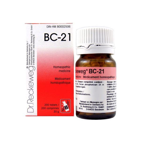 BC21 Boyds Alternative Health