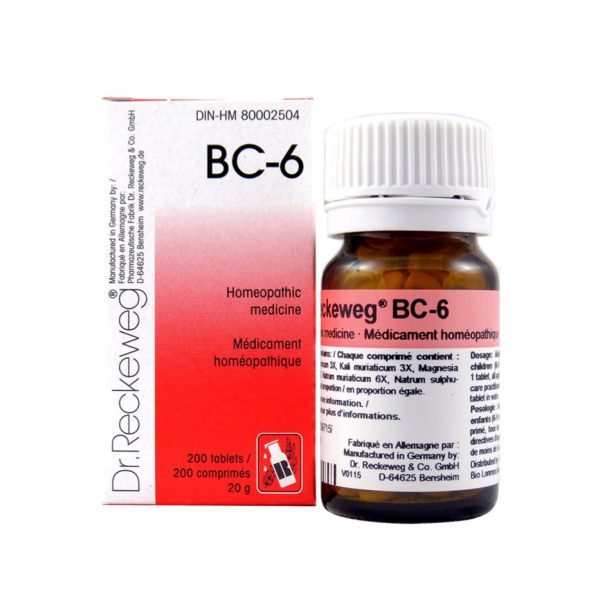 BC6 Boyds Alternative Health