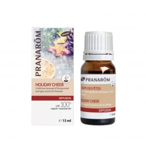 pranarom holiday cheer spray boyds alternative health