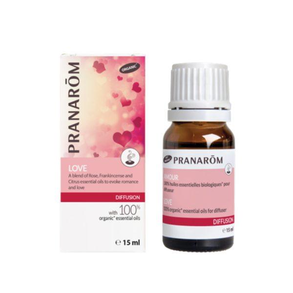pranarom love spray boyds alternative health