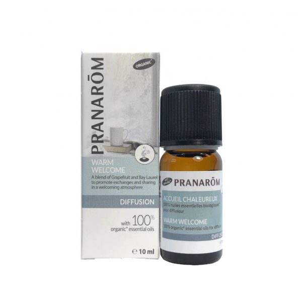pranarom warm welcome spray boyds alternative health