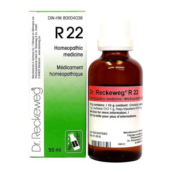 r22 dr reckeweg boyds alternative health