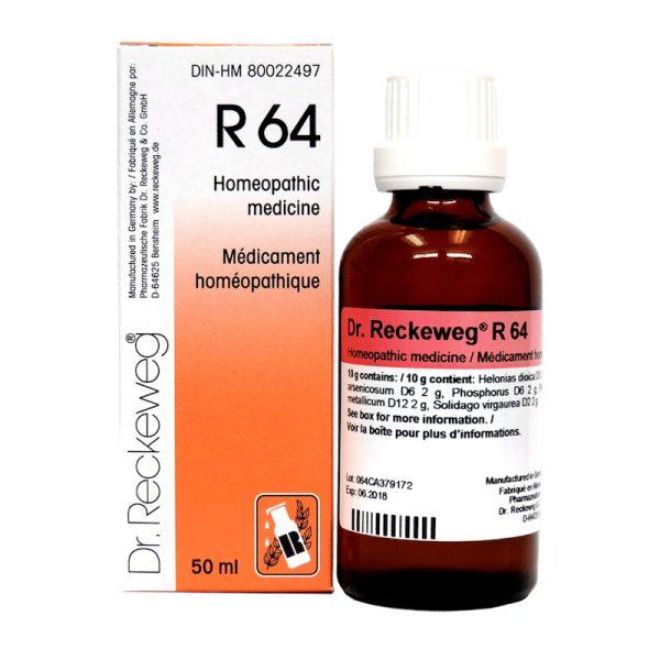 r64 dr reckeweg boyds alternative health