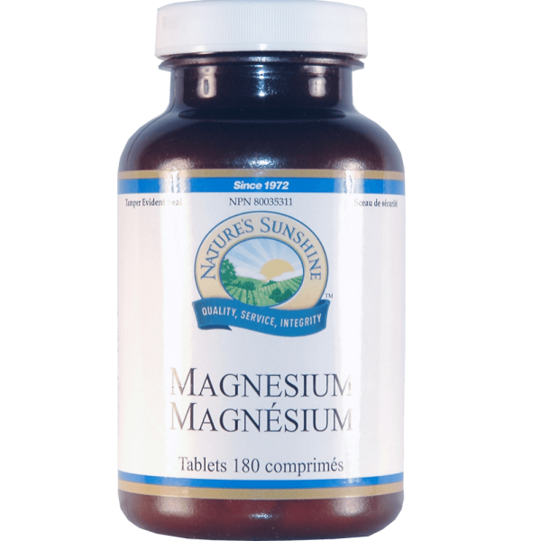 nature's sunshine magnesium boyds alternative health