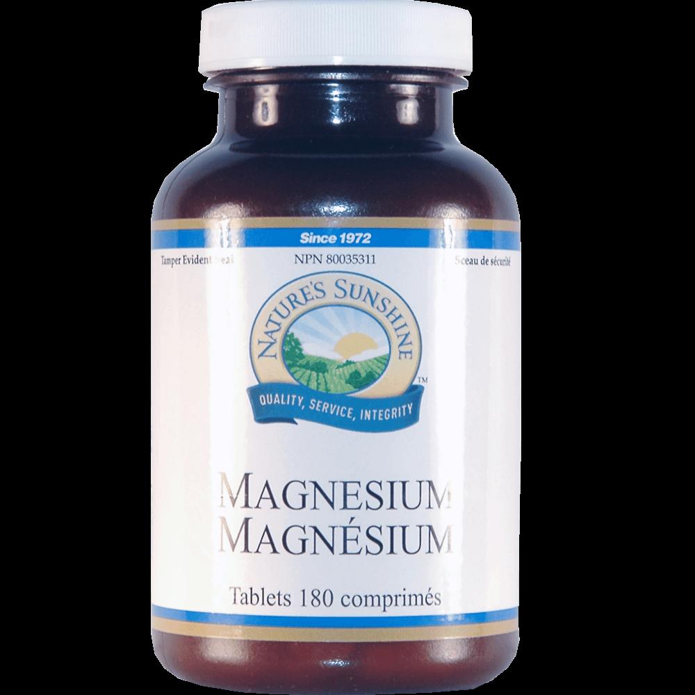 nature's sunshine magnesium boyds alternative health