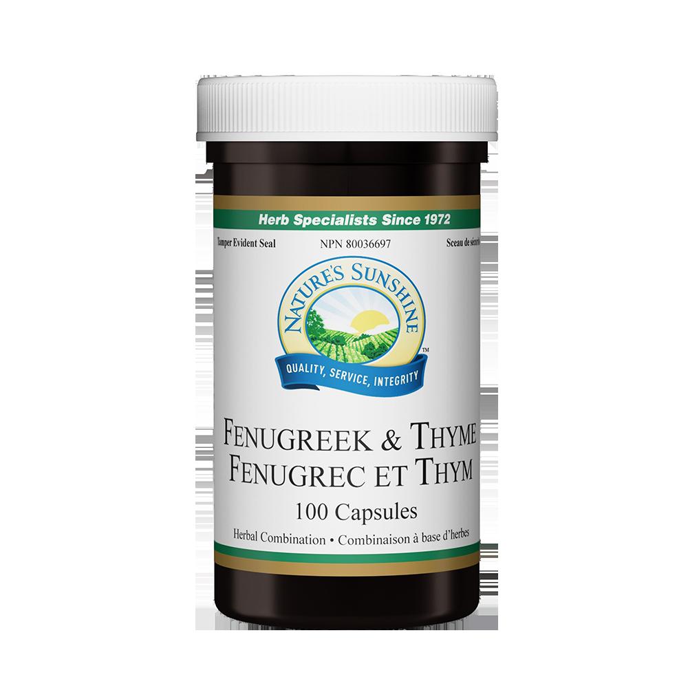 fenugreek and thyme boyds alternative health