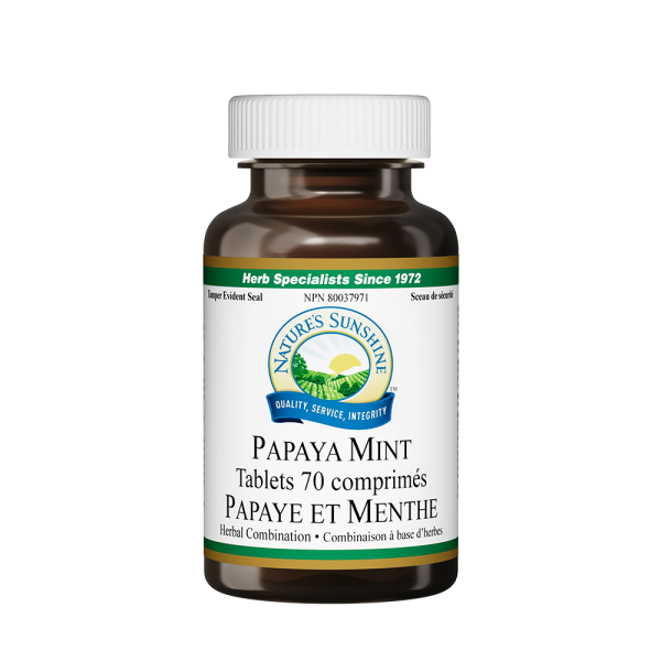 papaya mint boyds alternative health