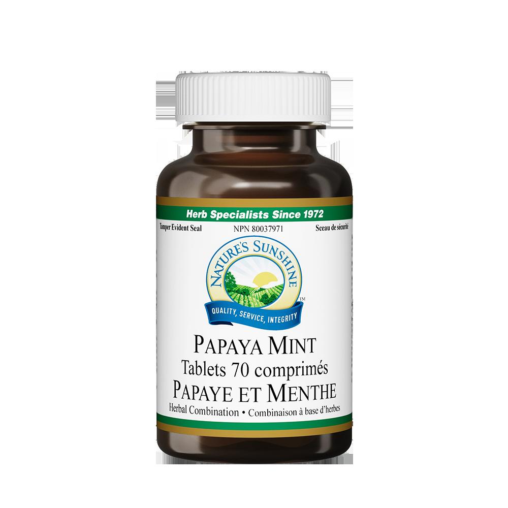 papaya mint boyds alternative health