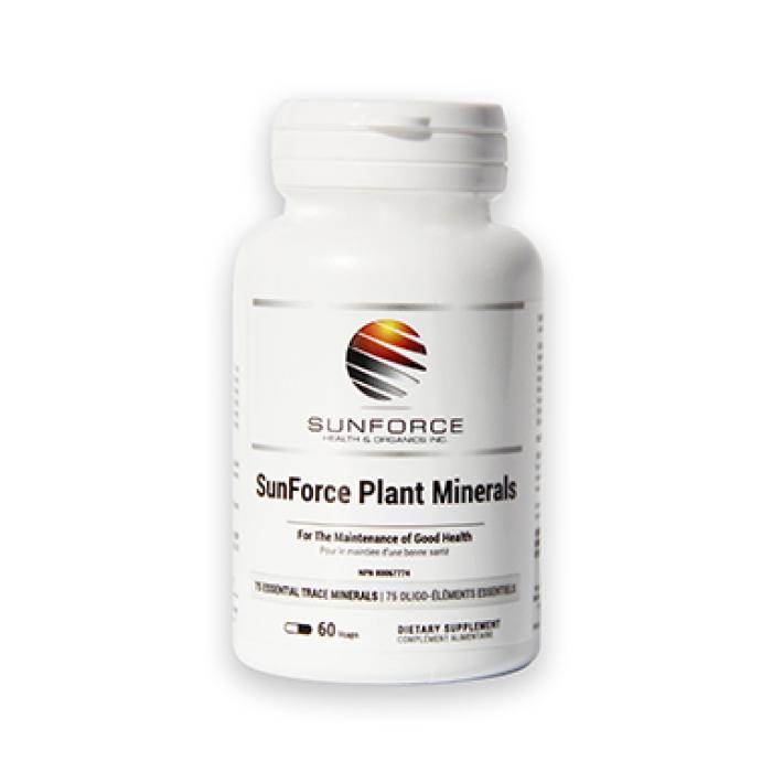 sunforce plant minerals boyds alternative health