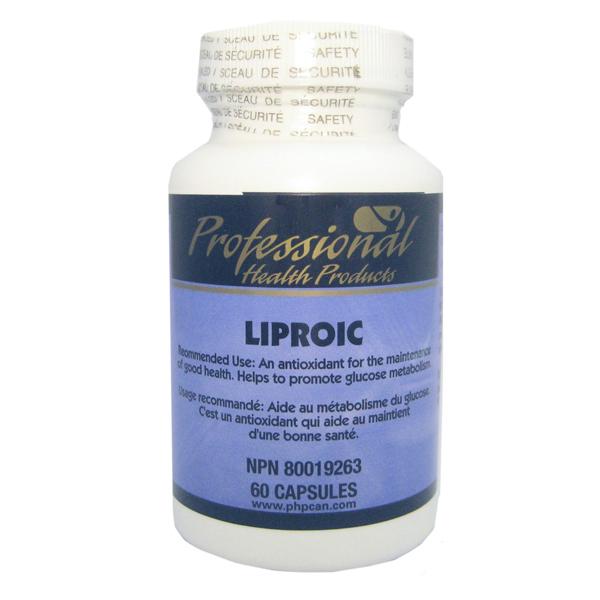 liproic professional health products boyds alternative health