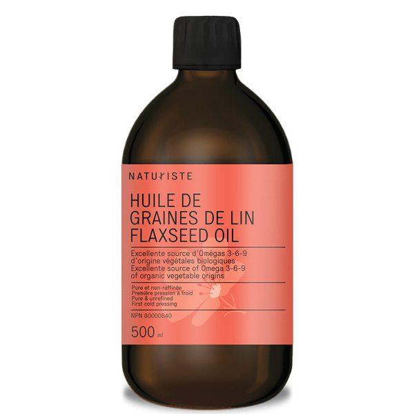 flaxseed oil 500ml boyds alternative health