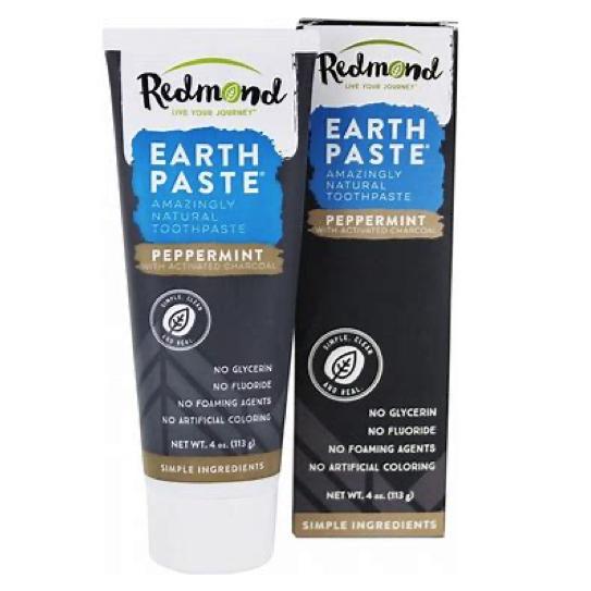redmond earthpaste peppermint charcoal boyds alternative health