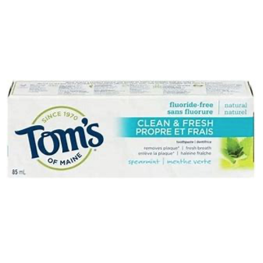 toms clean and fresh toothpaste boyds alternative health