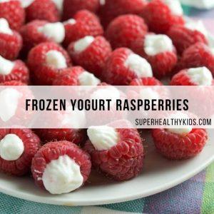 frozen-yogurt-raspberries