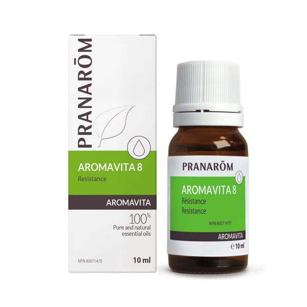 aromavita 8 resistance 10ml boyds alternative health