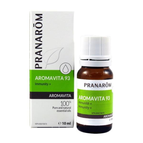 aromavita 93 immunity 10ml boyds alternative health