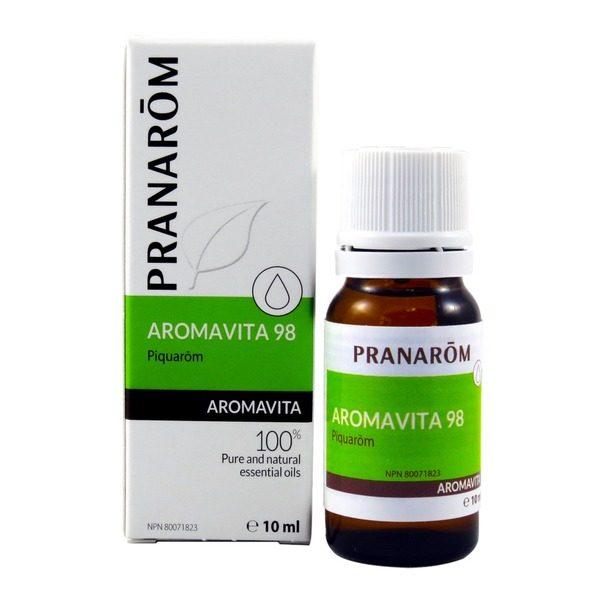 aromavita 98 piquarom 10ml boyds alternative health
