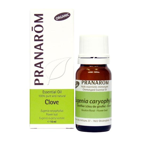 clove pranarom 10ml boyds alternative health