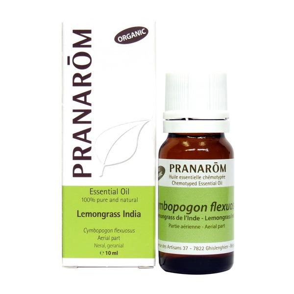lemongrass india pranarom 10ml boyds alternative health