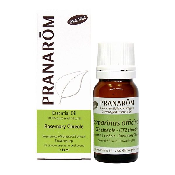 rosemary cineole pranarom 10ml boyds alternative health