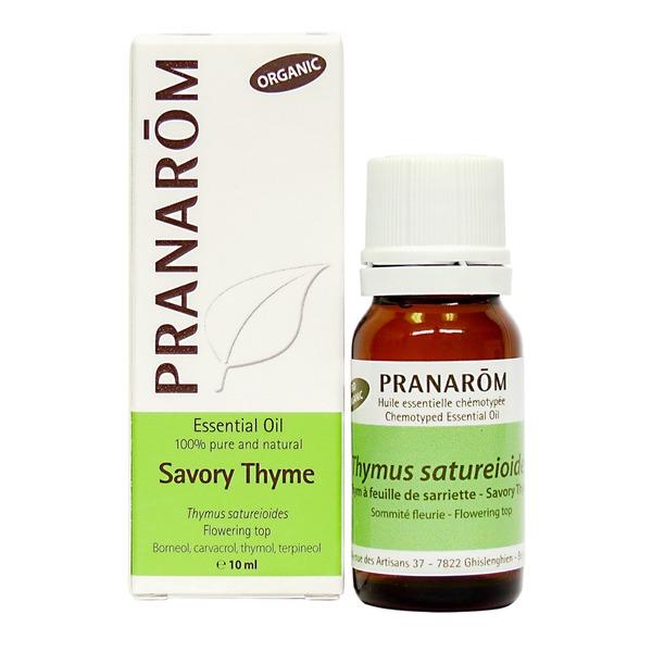 savory thyme pranarom 10ml boyds alternative health